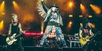 Guns N'Roses дадут два концерта в Испании