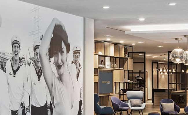 В Гамбурге открылся новый отель