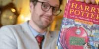 Найденного на помойке «Гарри Поттера» продали за 33 тысячи фунтов