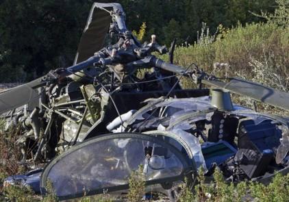 Три человека погибли при крушении вертолета в Испании