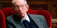 Скончался известный британский историк Эрик Хобсбаум