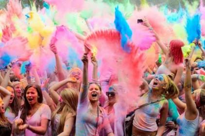 Италия: карнавал красок в Неаполе
