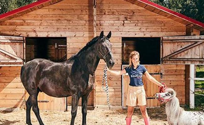 Самый маленький конь найден в Польше