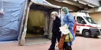 Катар направил два мобильных госпиталя в Италию