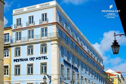 Португалия: отель Криштиану Роналду в Лиссабоне