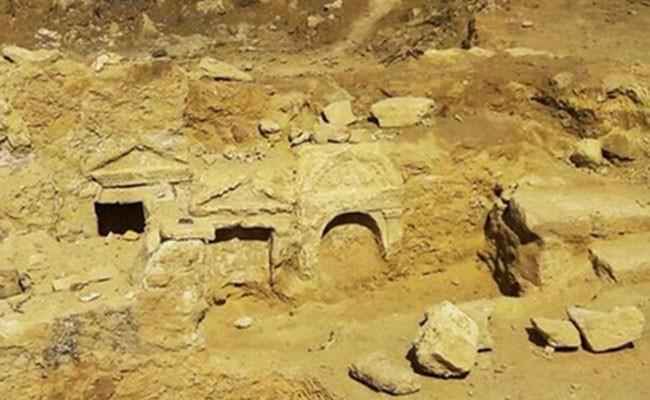 В африканской пустыне нашли руины загадочного храма