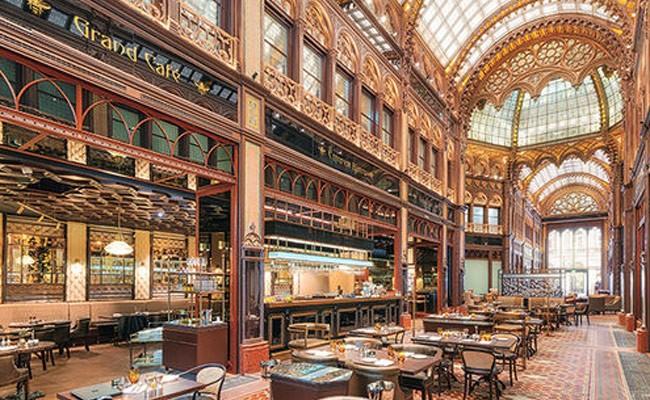 В Будапеште откроется исторический отель Hyatt