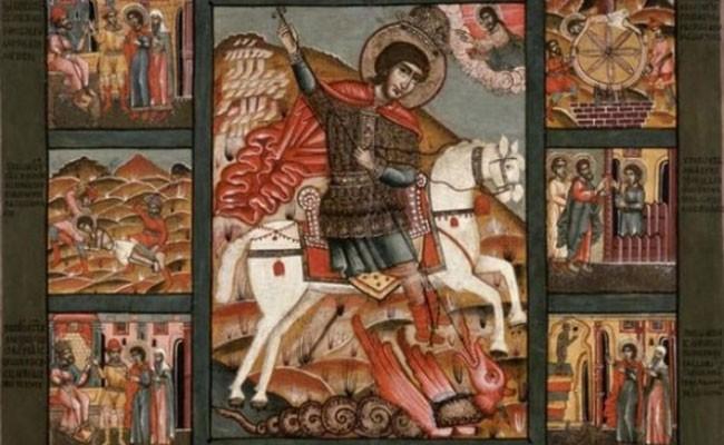 Италия: выставка русских икон в музее Палаццо Браски