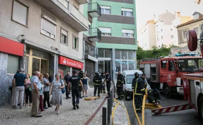 Португалия: огонь потушила домработница