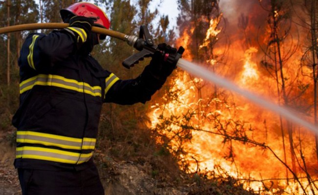 Португалия: осторожно пожары и высокие температуры