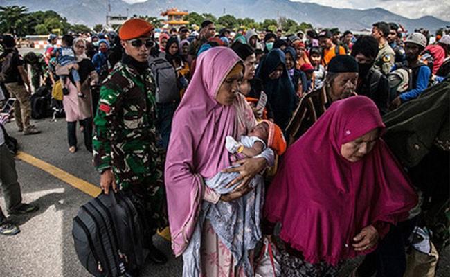 Число жертв землетрясения в Индонезии перевалило за 2 тысячи