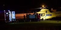 Португалия: облил сожительницу бензином и поджег...