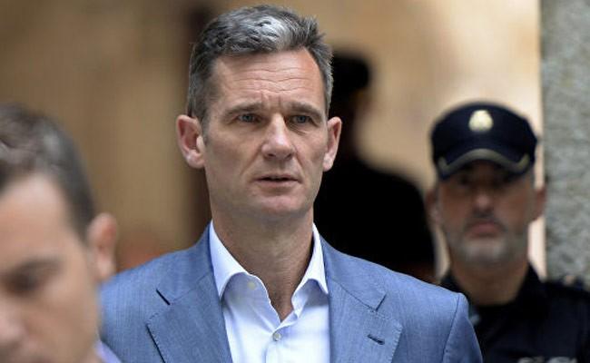 Зятя испанского короля все реже навещают в тюрьме