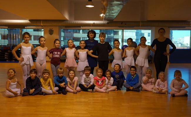 Португалия: танцевальная группа «Internacional»