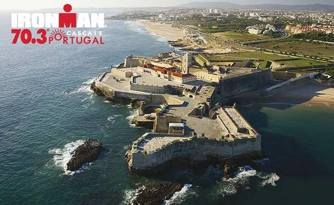 Португалия: соревнования IRONMAN 70.3 в Кашкайше