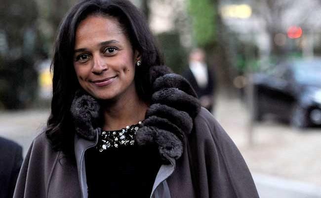 В Португалии заморожены счета дочери экс-президента Анголы
