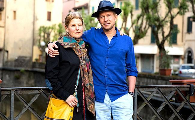 Митя Фомин купил дом в Италии