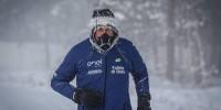 Итальянец преодолел марафонскую дистанцию при минус 52