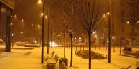 Италия: на Юге ожидается снег