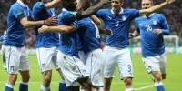 Итальянцы поднялись на 6-е место в рейтинге ФИФА