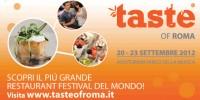 В Риме - крупнейший в мире фестиваль ресторанов