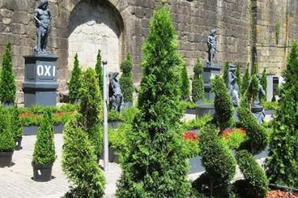 Португалия: фестиваль «Эфемерные сады»