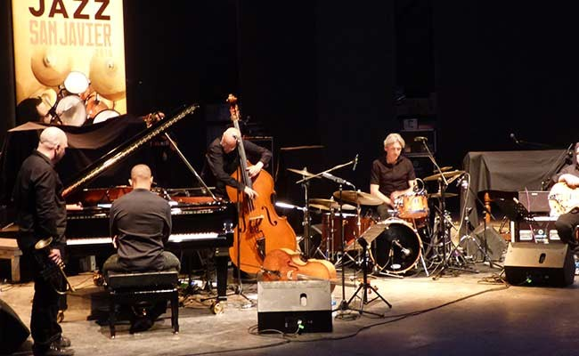 Испания: фестиваль джаза Jazz San Javier