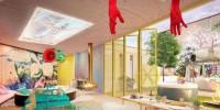 Отель с атмосферой молодежного хостела открылся на юге Парижа