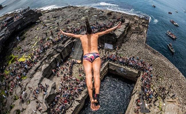 В Испании пройдет чемпионат по прыжкам в воду с высоты