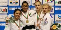 Анастасия Турчева выиграла бронзу в Португалии