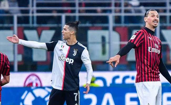 «Ювентус» ушёл от поражения в матче с «Миланом» в Кубке Италии