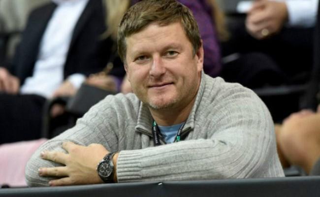 Кафельников включен в Зал славы тенниса