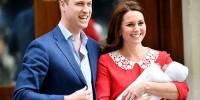 Герцогиня Кембриджская Кейт родила мальчика