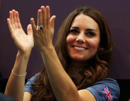 Британцы вновь назвали герцогиню Кембриджскую королевой красоты