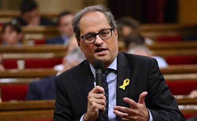 Парламенту Каталонии дали 48 часов на лишение главы автономии мандата