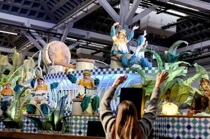 Испания: Кавалькада Трех Королей
