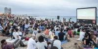 Испания: в Барселоне открылись летние кинотеатры