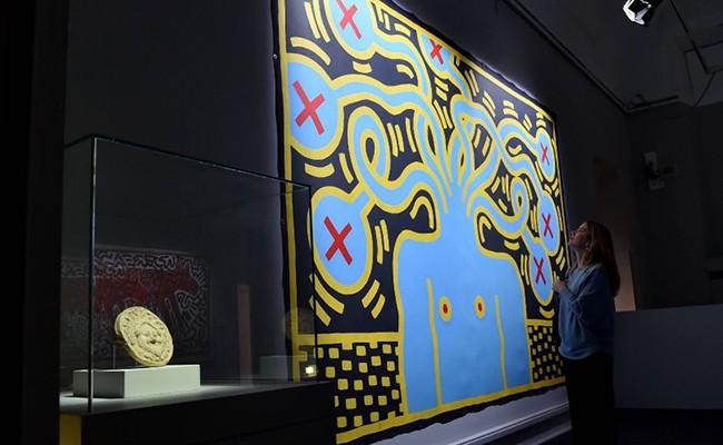 Италия: выставка Кита Харинга в Милане