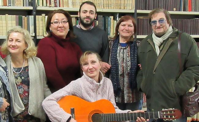 Италия: юбилейный год Ассоциации «Максим Горький»