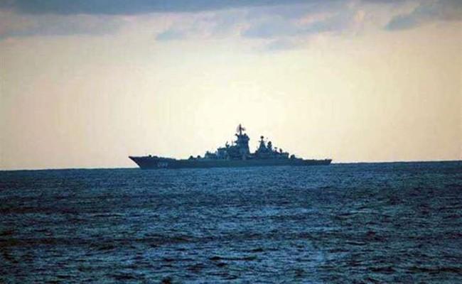 Португальские ВМС закончили слежение за русской авианосной группой вАтлантике