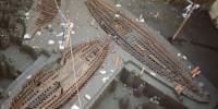 Италия: римские корабли законсервированы в воде