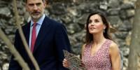 Король и королева Испании летят на Кубу