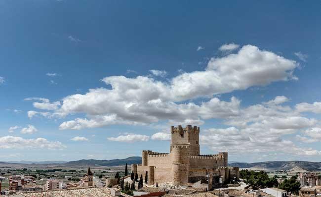 Испания: знакомство с крепостями провинции Аликанте