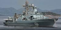 Большой противолодочный корабль «Вице-адмирал Кулаков» зайдет в порт Лиссабона