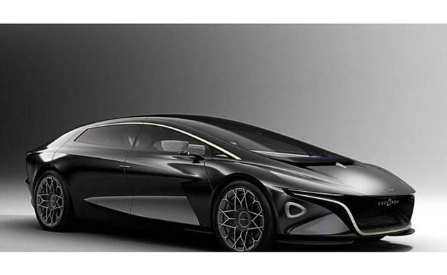 Aston Martin презентует электрический кроссовер Lagonda