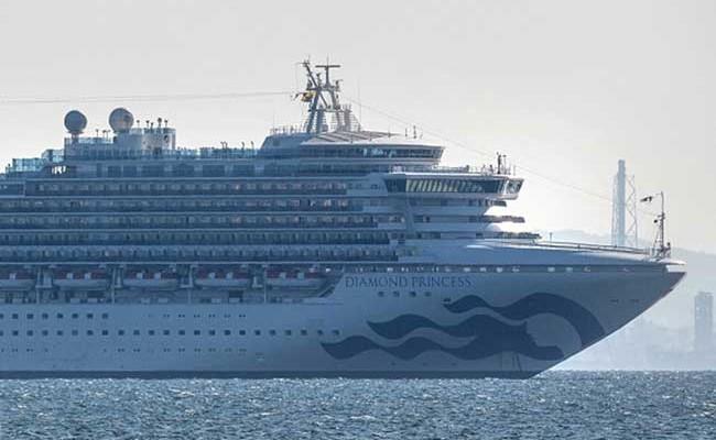 У португальца с лайнера Diamond Princess обнаружен коронавирус