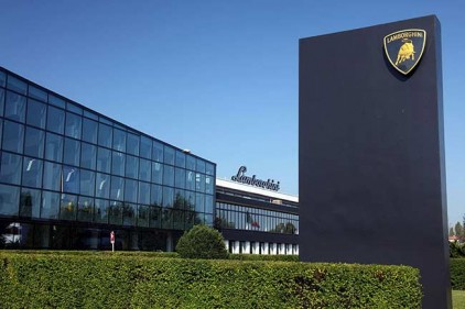 В первом полугодии продажи Lamborghini выросли на 4%