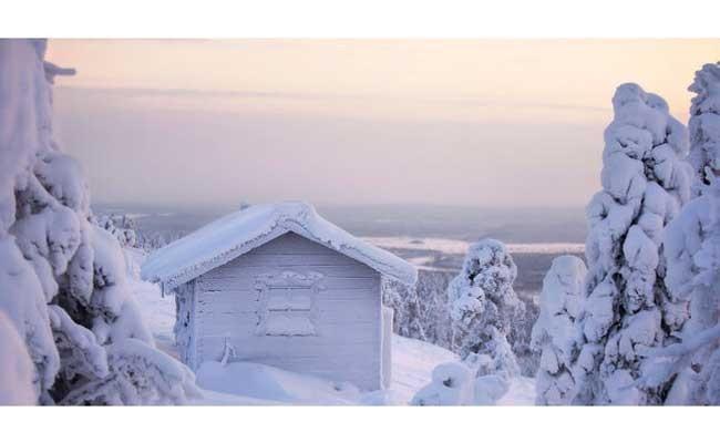 В Лапландии побид температурный рекорд