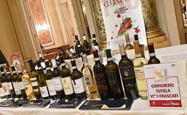 Италия: Lazio Prezioso 2019 - лучшие региональные вина и продукты