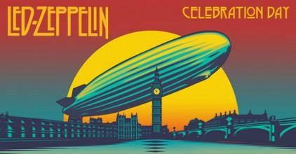 Концерт Led Zeppelin покажут в кинотеатрах